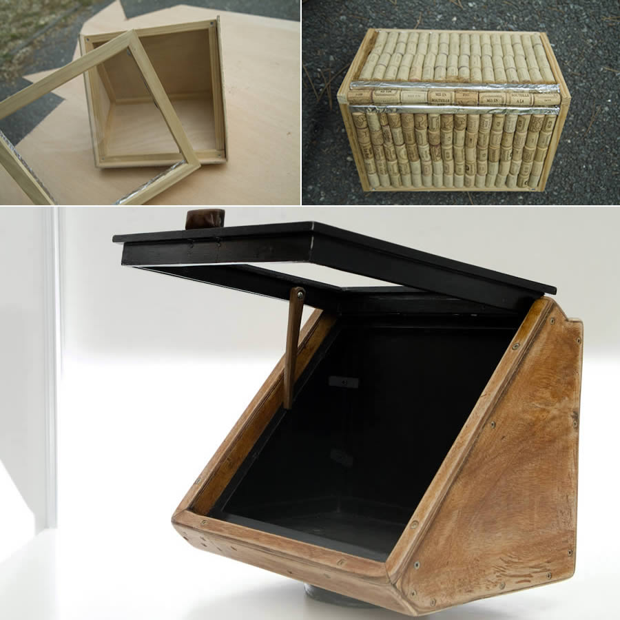 Solar Oven, ecological cooker experiment