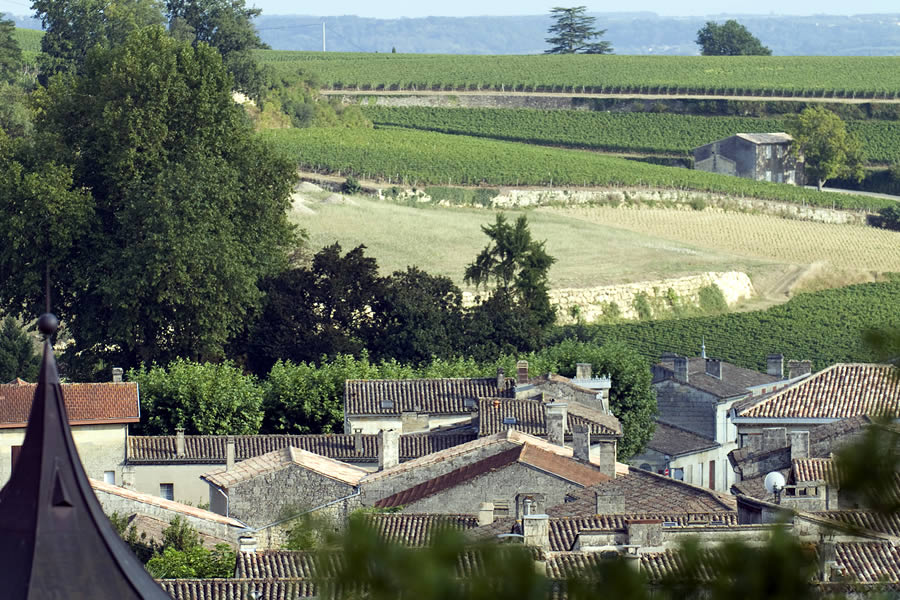 Saint Emilion produces some of the finest wines