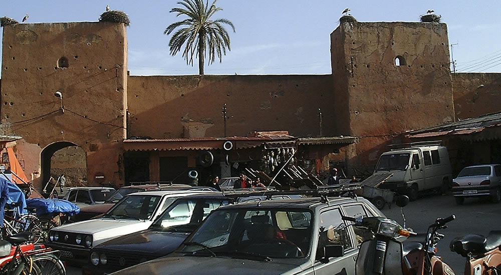 imperial city Marrakech