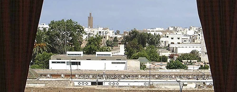 Home of the Moroccan government
